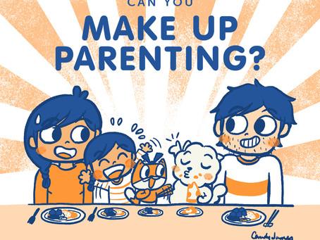 Stuff It, I'll Make My Own Darn Family!