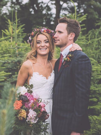 example of wedding flowers
