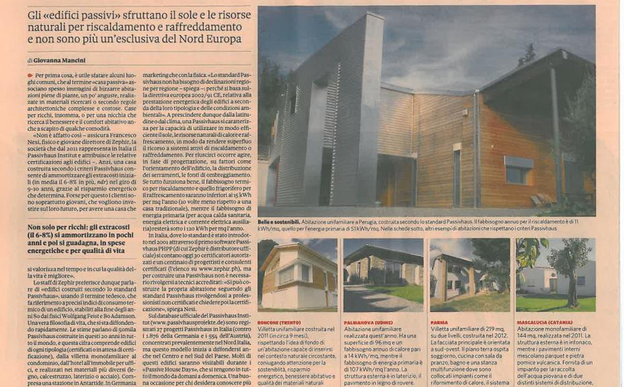 Sole24Ore REVIEW