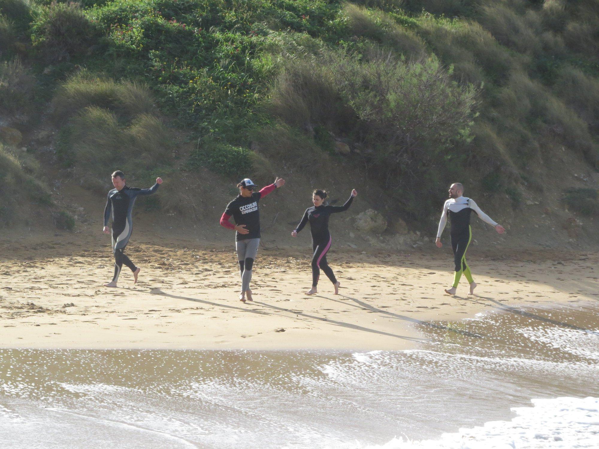 malta surf warm up