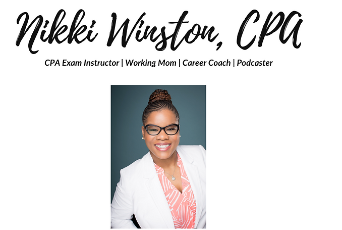 Nikki Winston, CPA