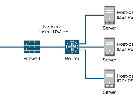 What is IDS and IPS ?