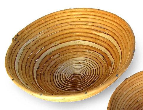 Forma na kynutí chleba - velká kulatá