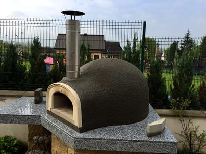 Zahradní pec na chleba Venuše
