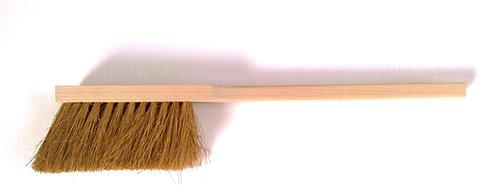 Dřevěný smetáček - kokos