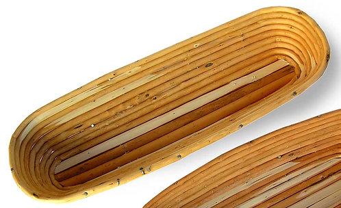 Forma na kynutí chleba - velká oválná