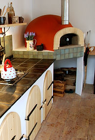 pec na pizzu a chleba