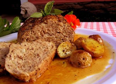 Sekaná s bramborem