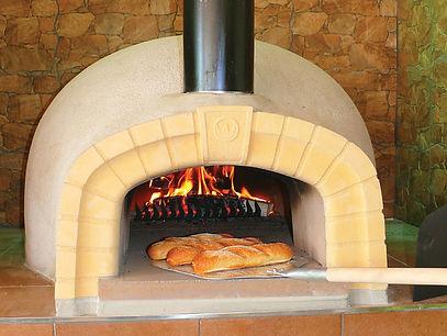 Pec na chleba na dřevo