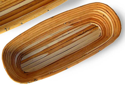 Forma na kynutí chleba - malá oválná