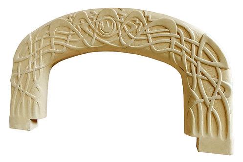 Portál - ornamentální