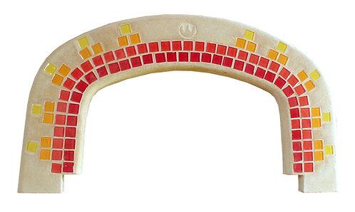 Portál - mozaikový