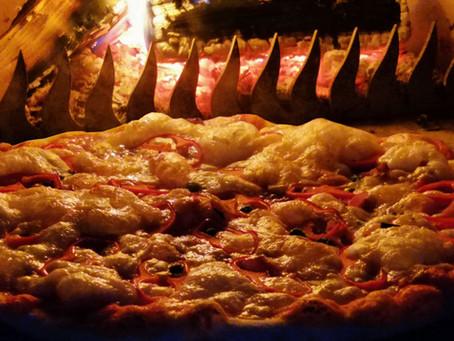Pizza pec v domácím prostředí - tip na pečení