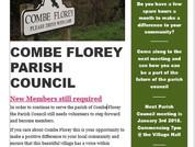 Parish Councillors needed