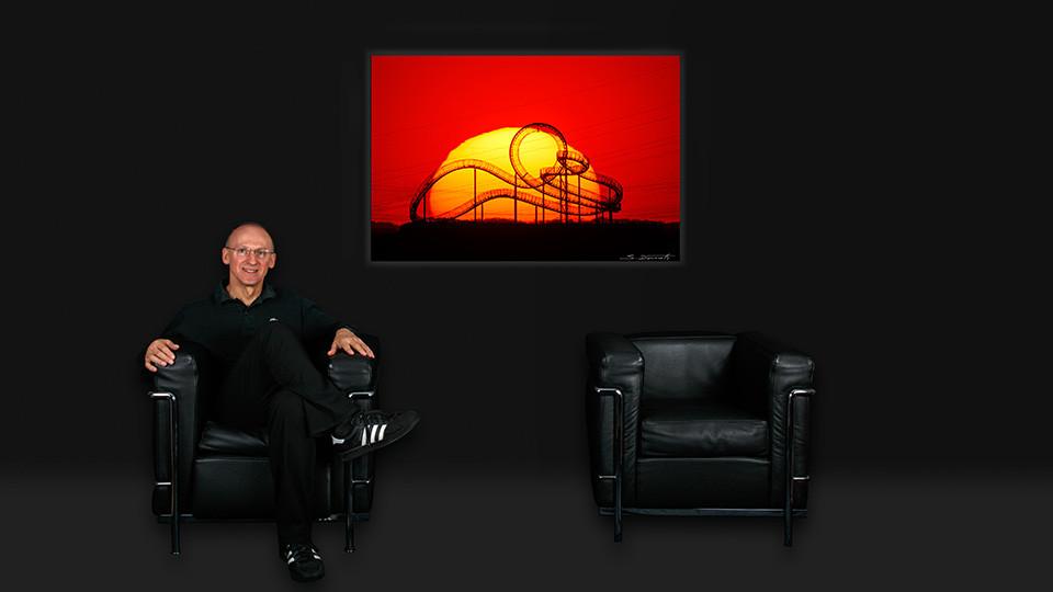 Wandbild 90x60