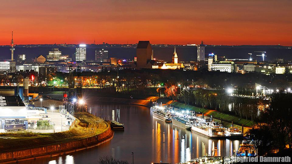 Hafenstadt