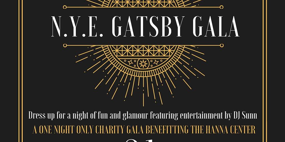N.Y.E. Gatsby Gala