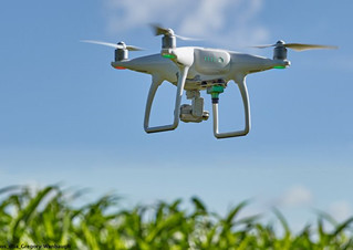 Addressing Natural Resource Concerns with Drones