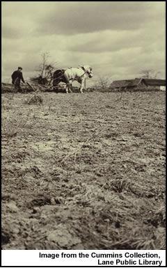 Historic farming in Butler County