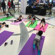 Kids Yoga Vaughan Mills