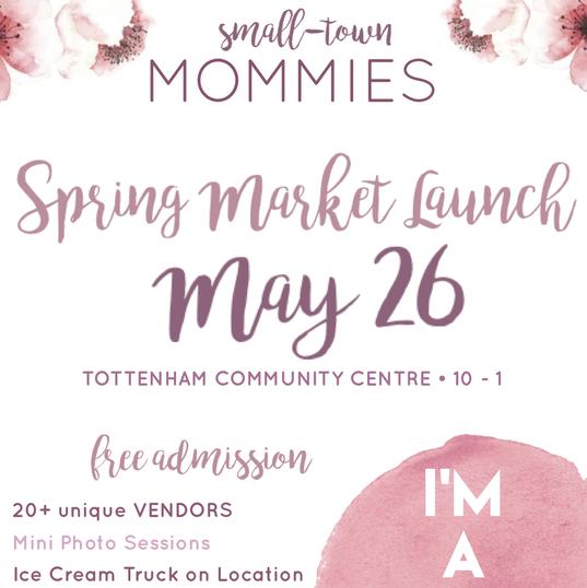 Spring Market Launch, Tottenham