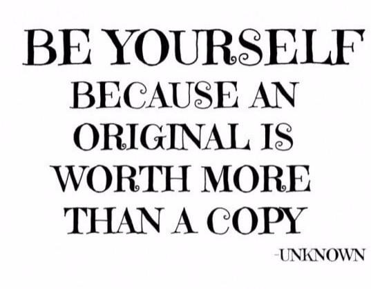 BE Original..ALWAYS