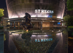 Welcome To - St Regis, Singapore