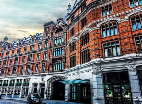 Welcome To - Andaz Hotel, London