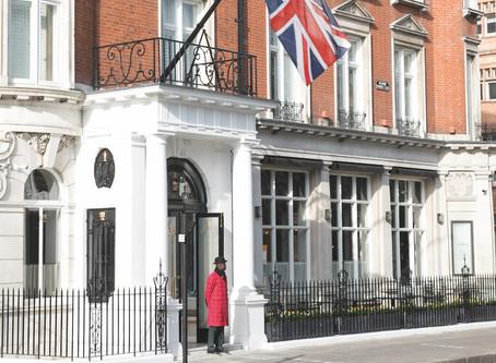Welcome To - Belmond Cadogan London