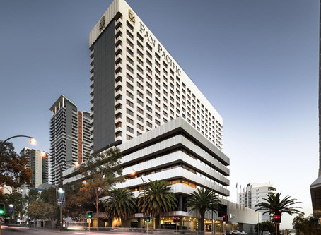 Welcome To - Pan Pacific Perth