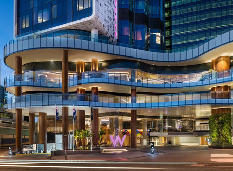 Welcome To - W Hotel Brisbane