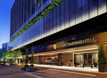 Welcome To - InterContinental Singapore Robertson Quay