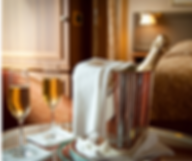 All inclusive Cruises, Luxury Cruises, Champagne