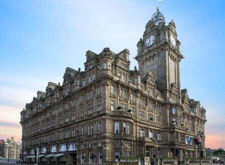 Welcome To - The Balmoral Hotel, Edinburgh