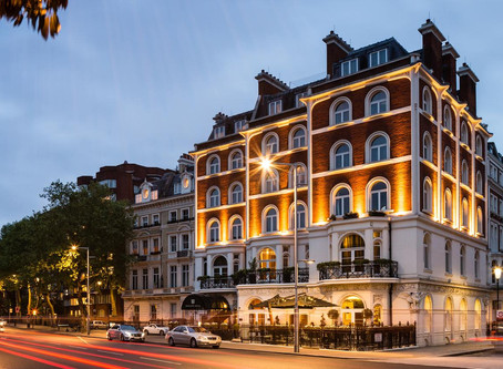 Welcome To - Baglioni Hotel, London
