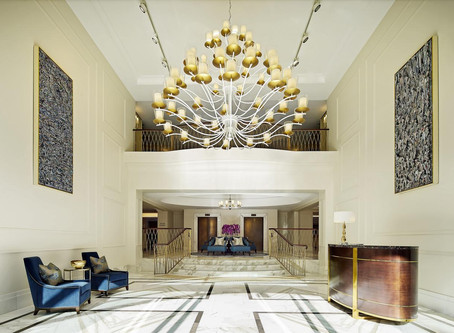 Welcome To - The Langham Hotel, Sydney