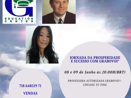 JORNADA DA PROSPERIDADE E SUCESSO COM GRABOVOI®️