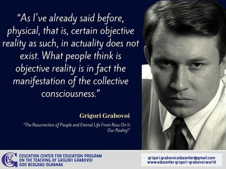 As Séries Numéricas de Grigori Grabovoi