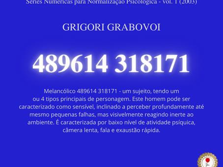 Melancólico  489614 318171- GRIGORI GRABOVOI