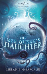 2 The Mer queen's daughter front cover f