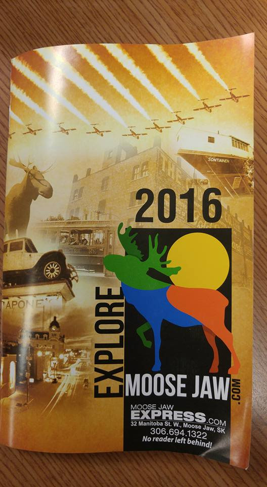 Featured in the Explore Moose Jaw 2016 Magazine!
