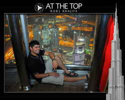 Inside the Burj Khalifa