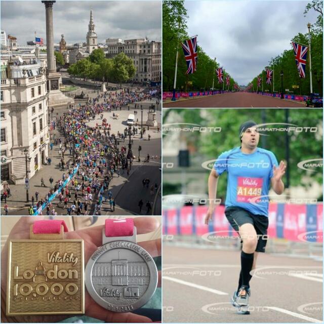 Vitality 1 Mile & 10k Run 2016