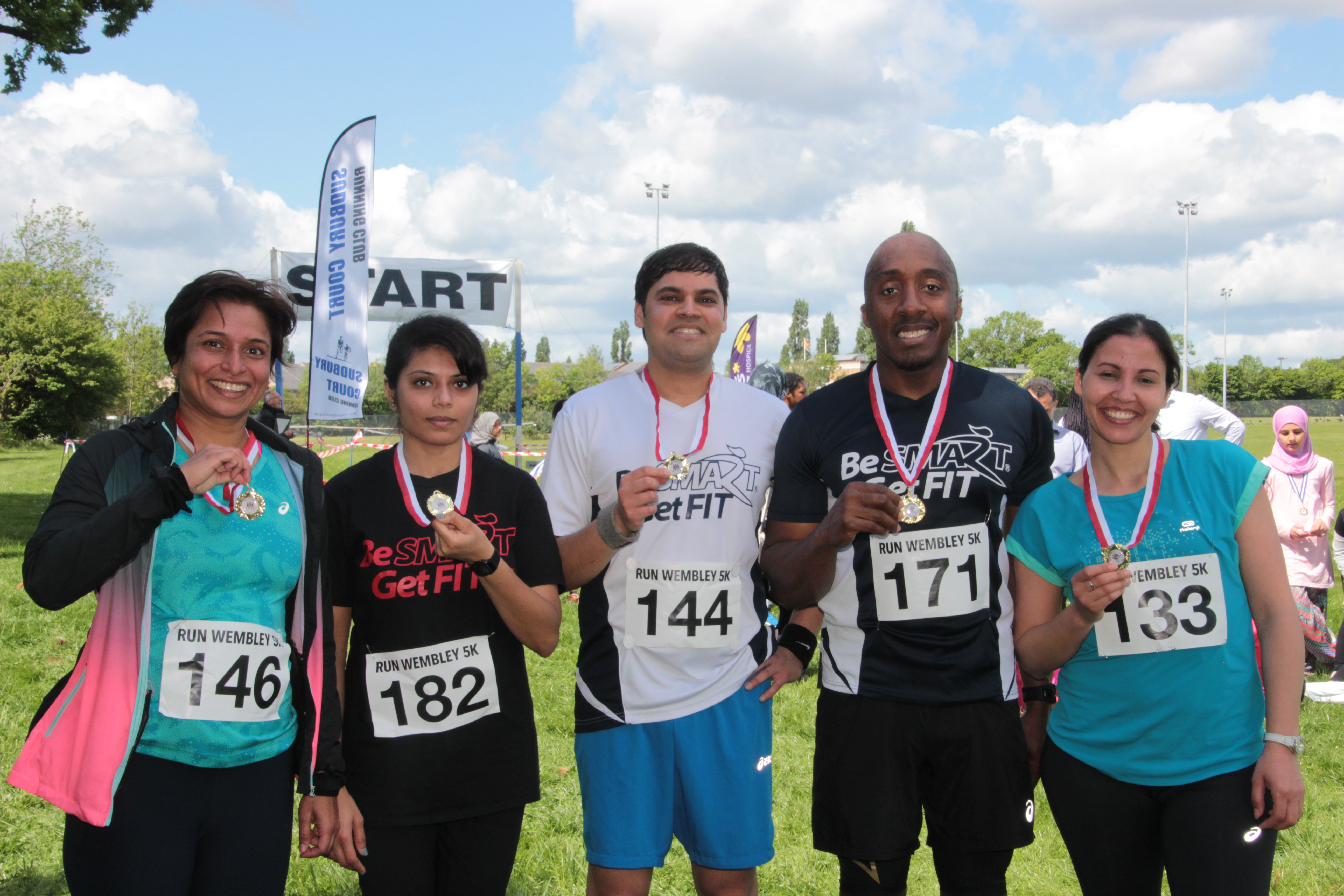 Run Wembley 5k