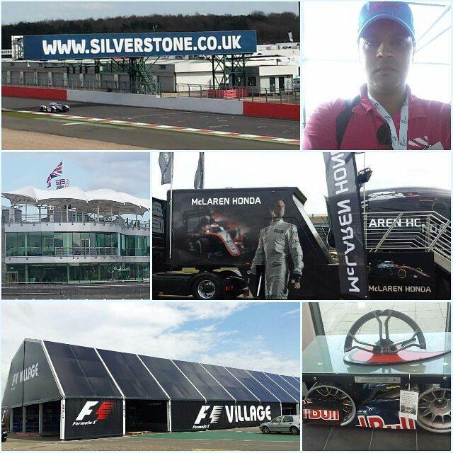 Silverstone British Grand Prix 2015