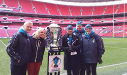 Promoting the Rugby League World Cup