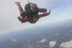 Charity Skydive in Northampton