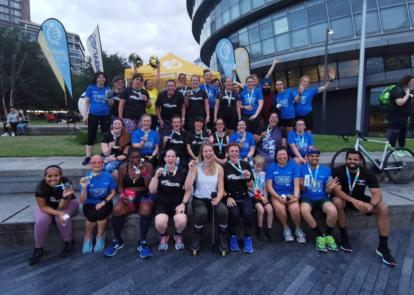 The London Relay 2019