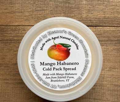 Mango Habanero Cold Pack Spread