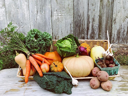 Summer Vegetable Subscription (Returning Members Only)